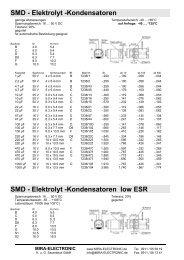 100x 100 kOhm SMD Widerstand Bauform 0805