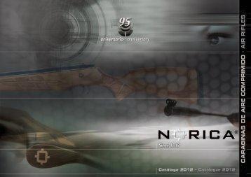 carabinas de aire comprimido · air rifles - norica