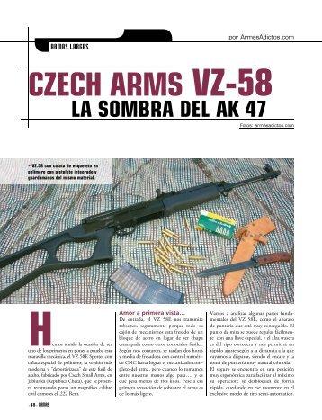 CZECH ARMS VZ-58 - Nidec Defense