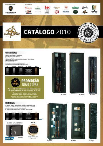 CATÁLOGO 2010 - Cacicambra.pt