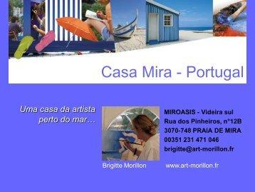 Praia de Mira - Art Morillon