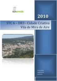 STC 6 – DR3 - Cidade Criativa Vila de Mira de Aire - SimoneSantos ...