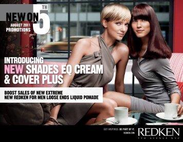 new shades eq cream & cover plus