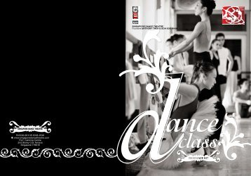 T: 6338-0611 F - the Singapore Dance Theatre
