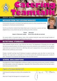 Issue 30 - Belfast Education & Library Board