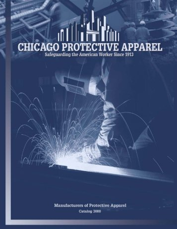Safeguard America, LLC - Chicago Protective Apparel, Inc.