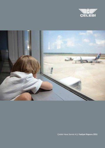 Çelebi Hava Servisi A.Ş. Faaliyet Raporu 2011 - Yatırımcı İlişkileri