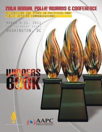 20th annual pollie awards & conference - Juan Manuel Santos