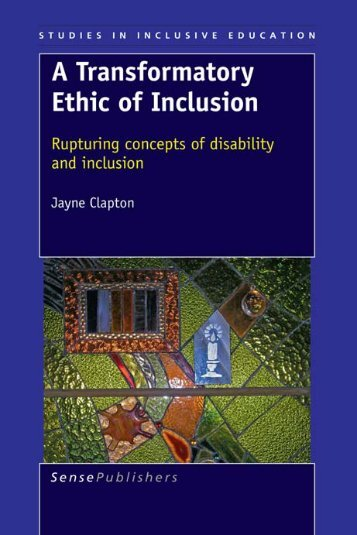 Rupturing Concepts of Disability and Inclusion