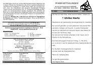 † Ulrike Hartz - Linden entdecken...
