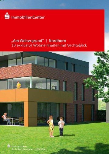 Nordhorn 10 exklusive Wohneinheiten mit Vechteblick