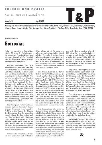 demokratie und diktatur zugleich - Forum Marxistische Linke