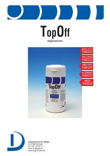 TopOff - Laboratorium Dr. Deppe