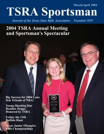 Scenes from the 2004 Annual Meeting - Deppe