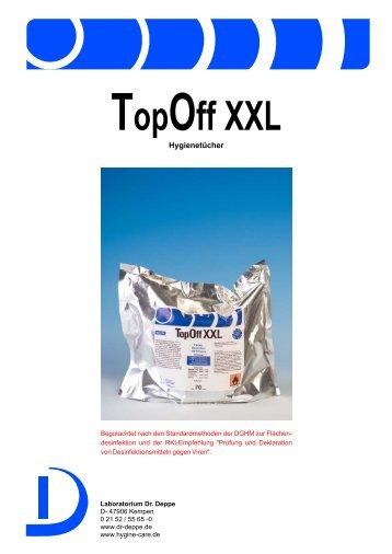 TopOff XXL - Laboratorium Dr. Deppe