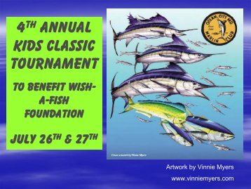 4th Annual Kids Classic Tournament