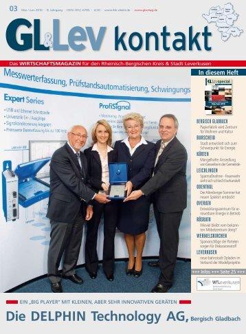 Die DELPHIN Technology AG - GL VERLAGS GmbH