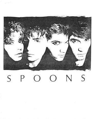 GORDON DEPPE - The Spoons