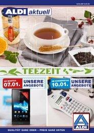 Jetzt Magazin als PDF anzeigen - ALDI Nord