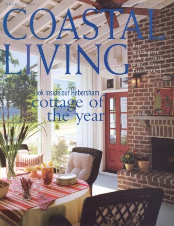 Coastal Living Magazine (Vol.6 Issue 5) - Habersham