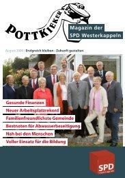 Martina Kamphues - SPD Westerkappeln