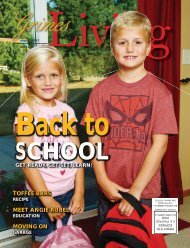 August - Iowa Living Magazines