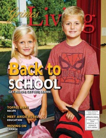 August - Iowa Living Magazines
