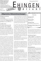 21 - Stadt Ehingen