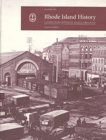 *'t{::tt_5 - Rhode Island Historical Society