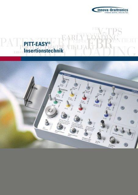 PITT-EASY - Van der Tuin Implant