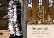 50 Jahre Evang. Posaunenchor Wilhelmsfeld - Evangelischen ...