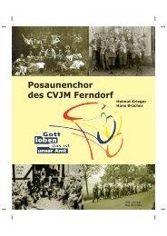 Posaunenchor des CVJM Ferndorf