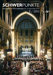 Der Posaunenchor in der Kathedrale zu Bukarest - Evangelische ...