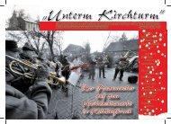 Der Posaunenchor auf dem Weihnachtsmarkt in ... - Cadenberge