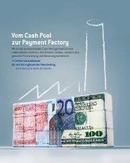 Vom Cash Pool zur Payment Factory - Firmenkunden - bei der ...
