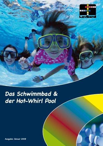 Das Schwimmbad & der Hot-Whirl Pool
