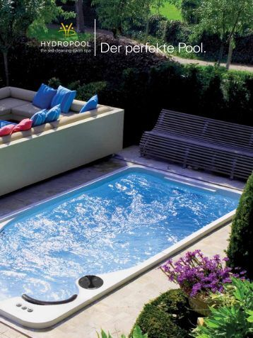 Der perfekte Pool. - Dreampool Whirlpools