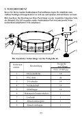 Runder Stahlrahmen-Pool - Shanghai JILONG Plastic Products Co ... - Seite 7