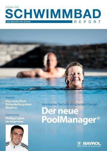Der neue PoolManager® - Bayrol Deutschland GmbH