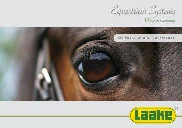 Equestrian Systems - Laake GmbH