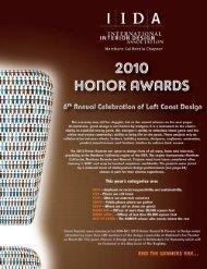 Play honor award - San Francisco Design Center