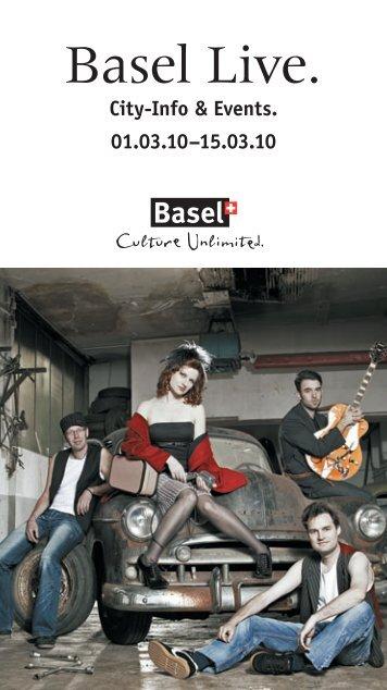 Unsere Universität - Basel Live