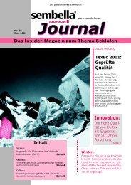 Vier Fragen - Sembella GmbH