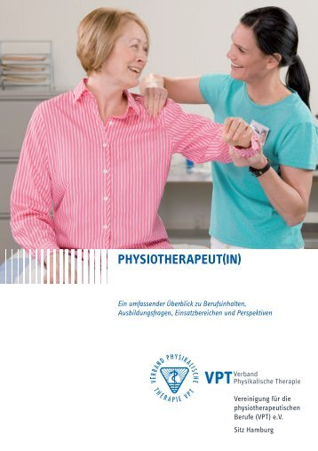 PHYSIOTHERAPEUT IN - VPT Verband Physikalische Therapie