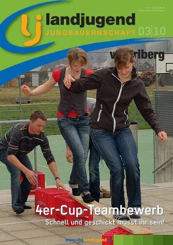 Vorarlberg Ausgabe 03/2010 - Landjugend Österreich