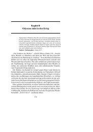 Kapitel 8 Odysseus zieht in den Krieg - EOS