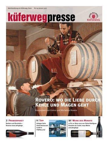 Probierpaket - Weinhandlung am Küferweg AG