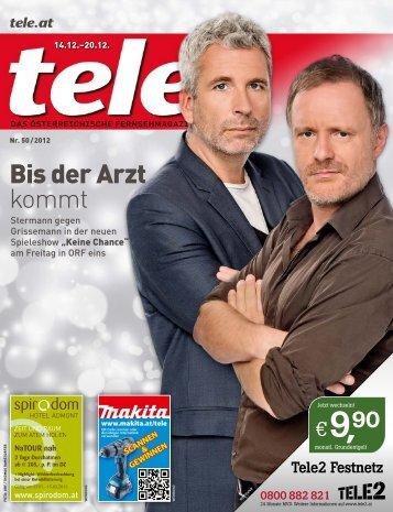 GescHenKetipp für serien- & Filmfans! - Tele.at