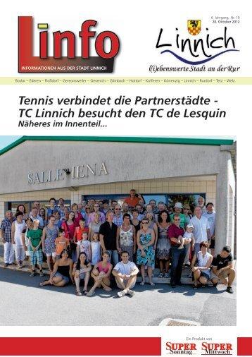 Linfo 10/2012 - Linnich