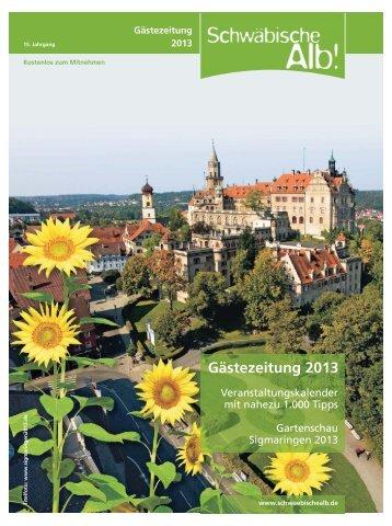 Gästezeitung 2013 - Schwarzwälder Bote